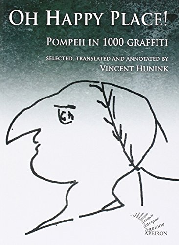 Oh Happy Place! Pompeii in 1000 graffiti
