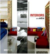 9788885980471: Interiors with Edra