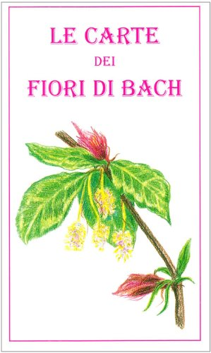 9788885984677: Le carte dei fiori di Bach