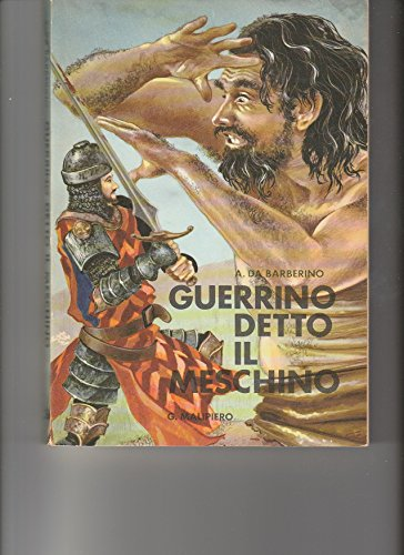 9788885990104: Guerrino detto il Meschino