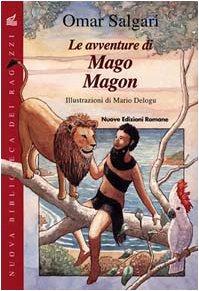 9788885990289: Le avventure di Mago Magon (Nuova biblioteca dei ragazzi)