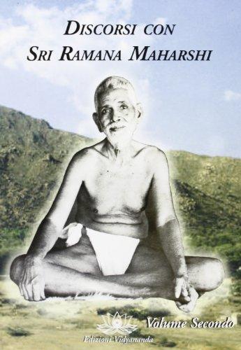 9788886020268: Discorsi con sri Ramana Maharshi: 2