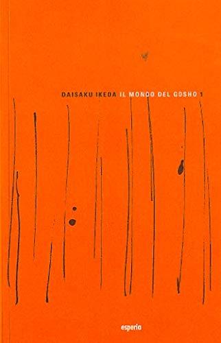 9788886031752: Il mondo del gosho (Vol. 1)