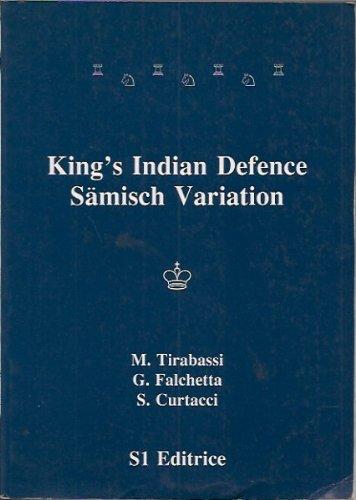King's Indian Defence Samisch Variation.: Tirabassi,l M.; G.