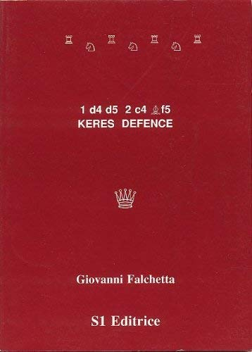 9788886127073: Queen's Gambit Keres Defence