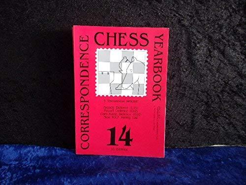 CORRESPONDENCE CHESS YEARBOOK #14 (Fourteen): Correspondence Tournament: Curtacci, S. (Supervisor)/Tirabassi,
