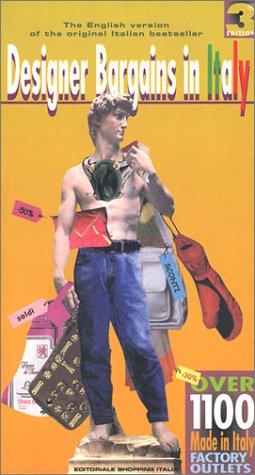 9788886132091: Designer Bargains in Italy, Third Edition