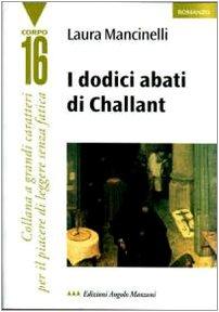 9788886142410: I dodici abati di Challant