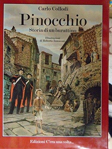 Le avventure di Pinocchio: storia di un: COLLODI, C.