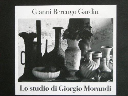 Lo Studio DI Giorgio Morandi (Italian Edition) (8886158386) by Gianni Berengo Gardin