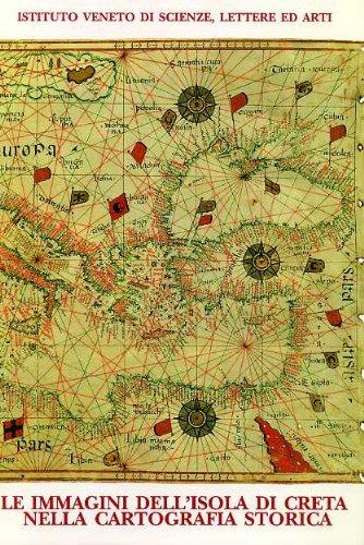 9788886166478: Le immagini dell'isola di Creta nella cartografia storica (Italian Edition)