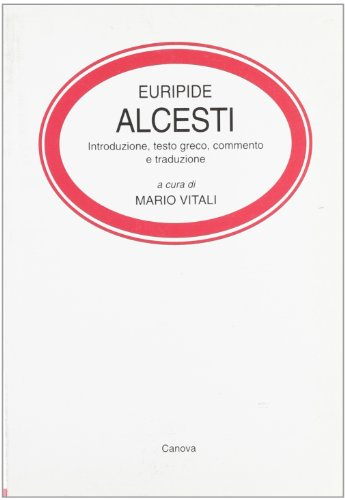 9788886177658: Alcesti