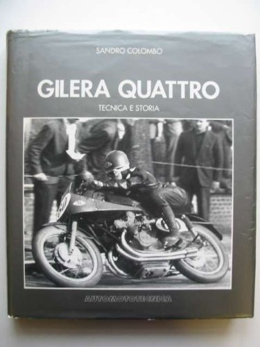 9788886184007: GILERA QUATTRO