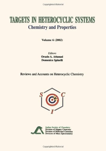 Targets in Heterocyclic Systems Volume 6: Chemistry