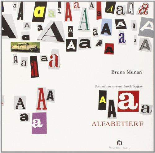 9788886250733: Alfabetiere (Opera Munari)