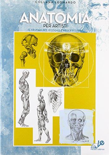 9788886256407: Anatomia per artisti