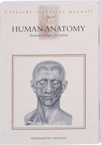 9788886256865: Human anatomy. Anatomy plates for artists. Ediz. illustrata