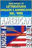 Temi di letteratura inglese e americana del