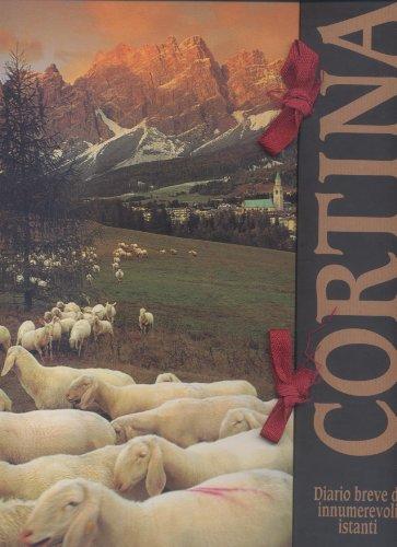 9788886297004: Cortina. Diario breve di innumerevoli istanti