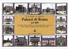 9788886350419: Vedute di Roma nel '600. Ediz. illustrata