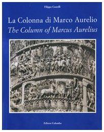 9788886359979: La colonna di Marco Aurelio-The column of Marcus Aurelius