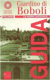 Il giardino di Boboli: Litta M. Medri,