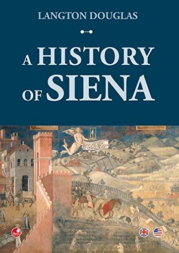 9788886417617: History of Siena (A)