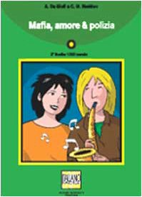 9788886440028: Mafia, amore e polizia - book (Italiano Facile: Collana Di Racconti) (Italian Edition)