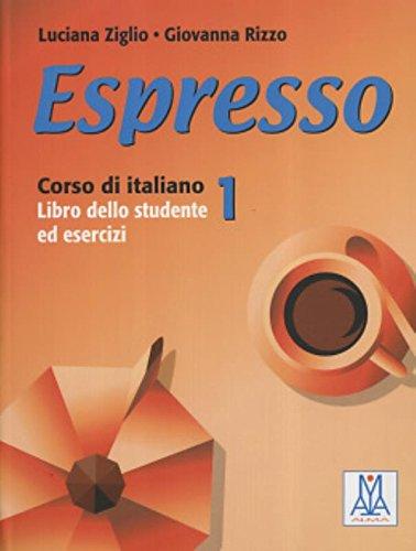 Espresso: Student's Book Bk. 1 (Italian Edition): Ziglio, Luciana