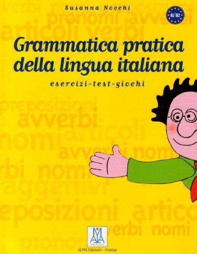 9788886440349: Grammatica pratica della lingua italiana