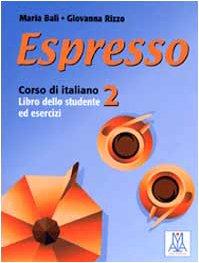 9788886440356: Espresso: Student's Book 2 (Italian Edition)