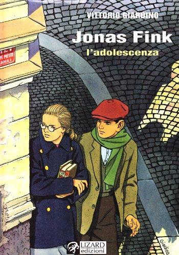 9788886456463: Il libraio di Praga. Jonas Fink