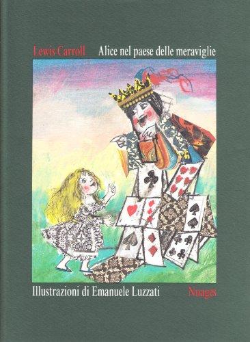 9788886456692: Alice nel paese delle meraviglie (Nuages)
