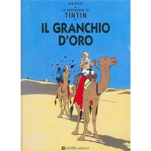 9788886456869: Le avventure di Tintin. Il granchio d'oro