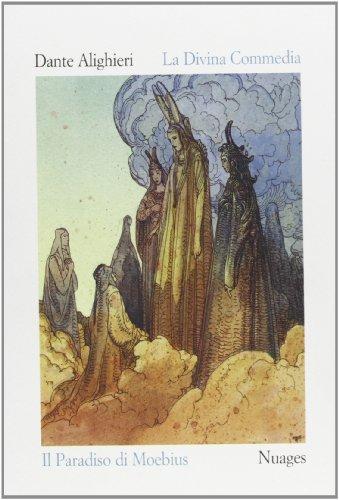 Paradis: Dante /Moebius