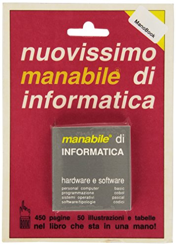 Informatica. Hardware e software.: Manobook