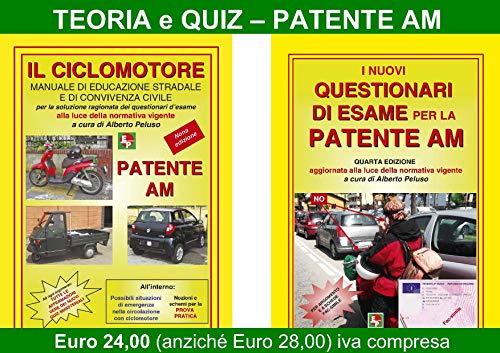 9788886472623: PATENTE AM - TEORIA + QUIZ ufficiali Ministeriali