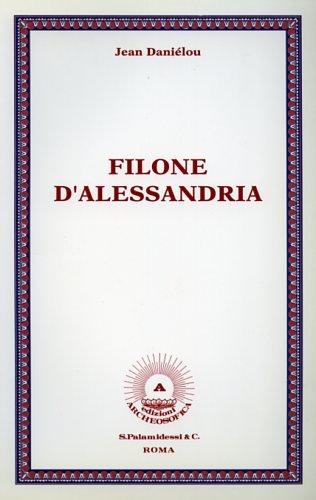 9788886495172: Filone d'Alessandria