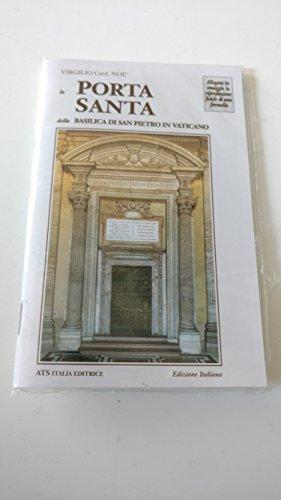 9788886542685: La Porta Santa della Basilica di San Pietro in Vaticano (Italian Edition)