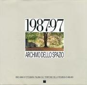 9788886550451: 1987-97: archivio dello spazio