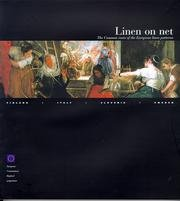 9788886550536: Linen on net: The common roots of the European linen patterns
