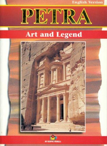 Petra Art and Legend Brigitte Sedlaczek; Bruna Polimeni and Merven J. Grealey