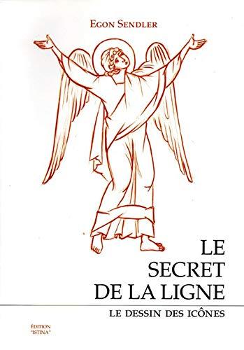 9788886606554: Le secret de la ligne. Le dessin des icônes (Arte)