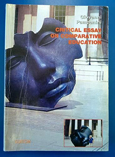 Critical essay on comparative education: Giovanni Pampanini
