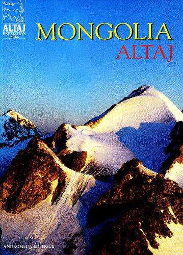 9788886728393: Mongolia: Altaj