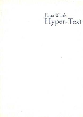9788886748230: Hyper - Text
