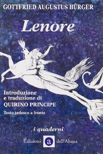 9788886772457: Lenore