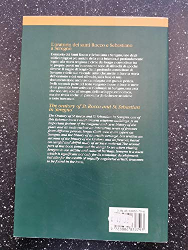 L'Oratorio dei Santi Rocco e Sebastiano a: Gatti, Sergio