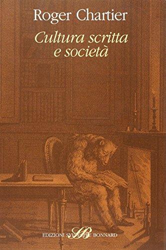9788886842075: Cultura scritta e società