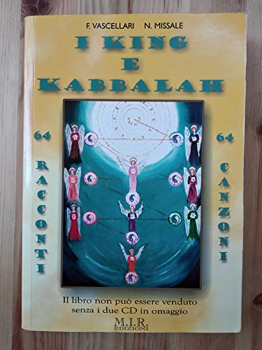 9788886873406: I King e kabbalah. Con 2 CD